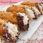 cannoli recipes