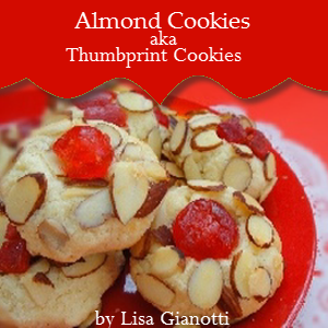 almond cookie recipe