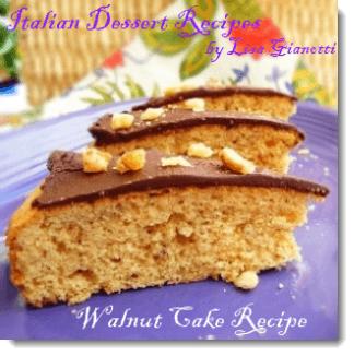 walnut cake recipe