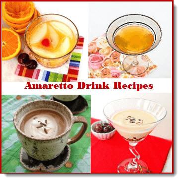 Amaretto Drink Recipes