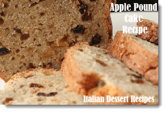 apple pound cake
