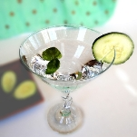 basil martini