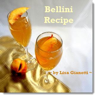 bellini recipe