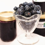 blueberry berry jam recipe