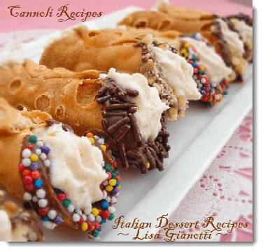 Cannoli Filling Reci
