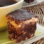 espresso powder brownies