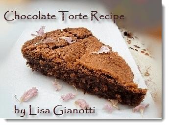 chocolate torte recipe