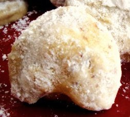 Italian Wedding Cookie REcipe 03