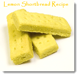 lemon_shortbread recipe