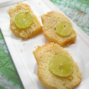 key lime cake