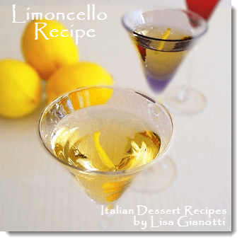 Limoncello Recipe A Traditional Italian Drink