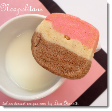 Neapolitan Cookies | A Traditional Italian Cookie Recipe