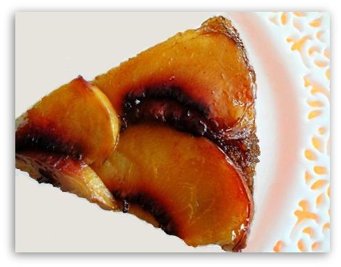 Peach Cake | Italian Recipes | Academia Barilla