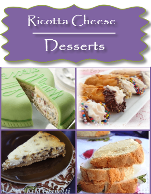 Ricotta Cheese Recipes