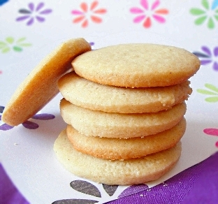 sour cream cookie
