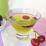 Sour Apple Martini Recipe