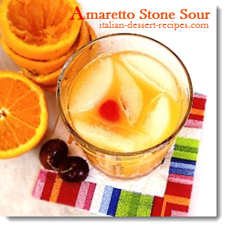 amaretto stone sour