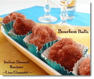 bourbon ball recipe