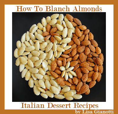 How To Blanch Almonds - Real Simple Step By Step Instructions