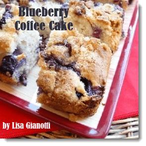 blueberry coffee cake recipe