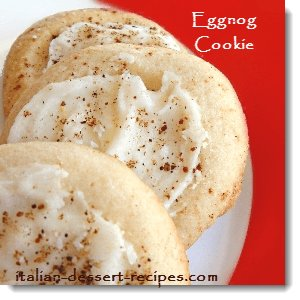 eggnog cookie recipe
