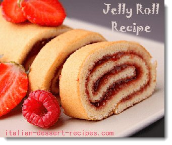 Jelly Roll Cake Using Cake Mix