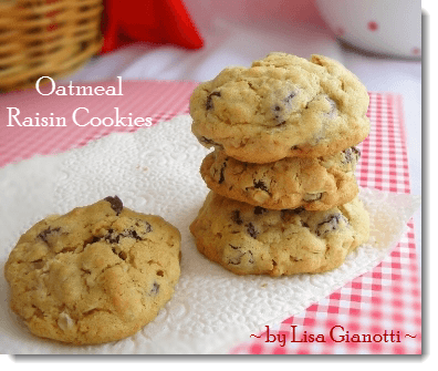 best oatmeal raisin cookies