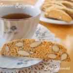 Tuscan Biscotti Recipe