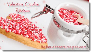 valentines cookie recipes